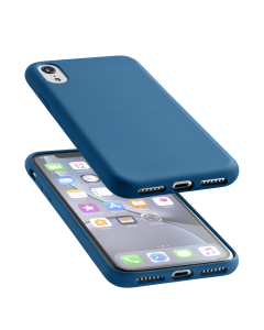 Cellularline Backcover Sensation Blue iPhone XR