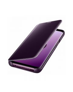 Samsung - Clear view standing cover voor Galaxy S9 - Orchidee grijs